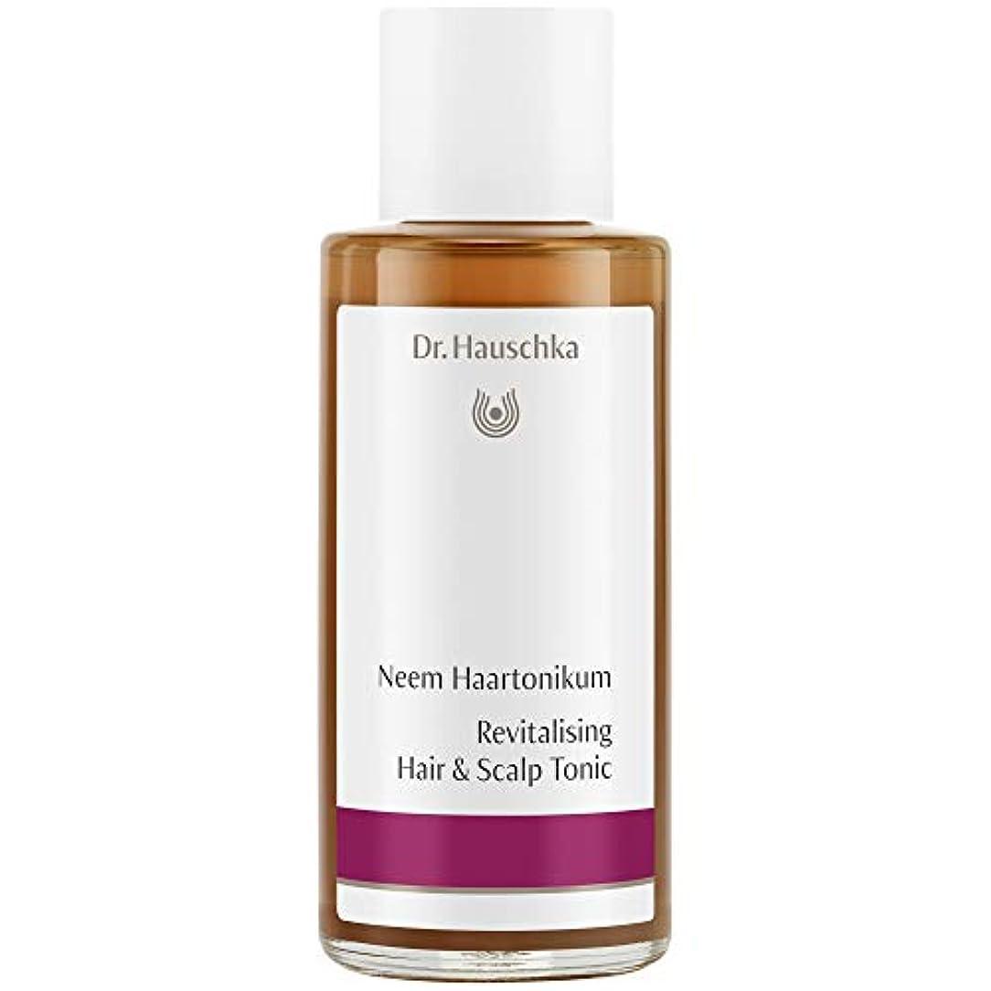 慣習自動郵便物[Dr Hauschka] Drハウシュカニームヘアローション100ミリリットル - Dr Hauschka Neem Hair Lotion 100ml [並行輸入品]