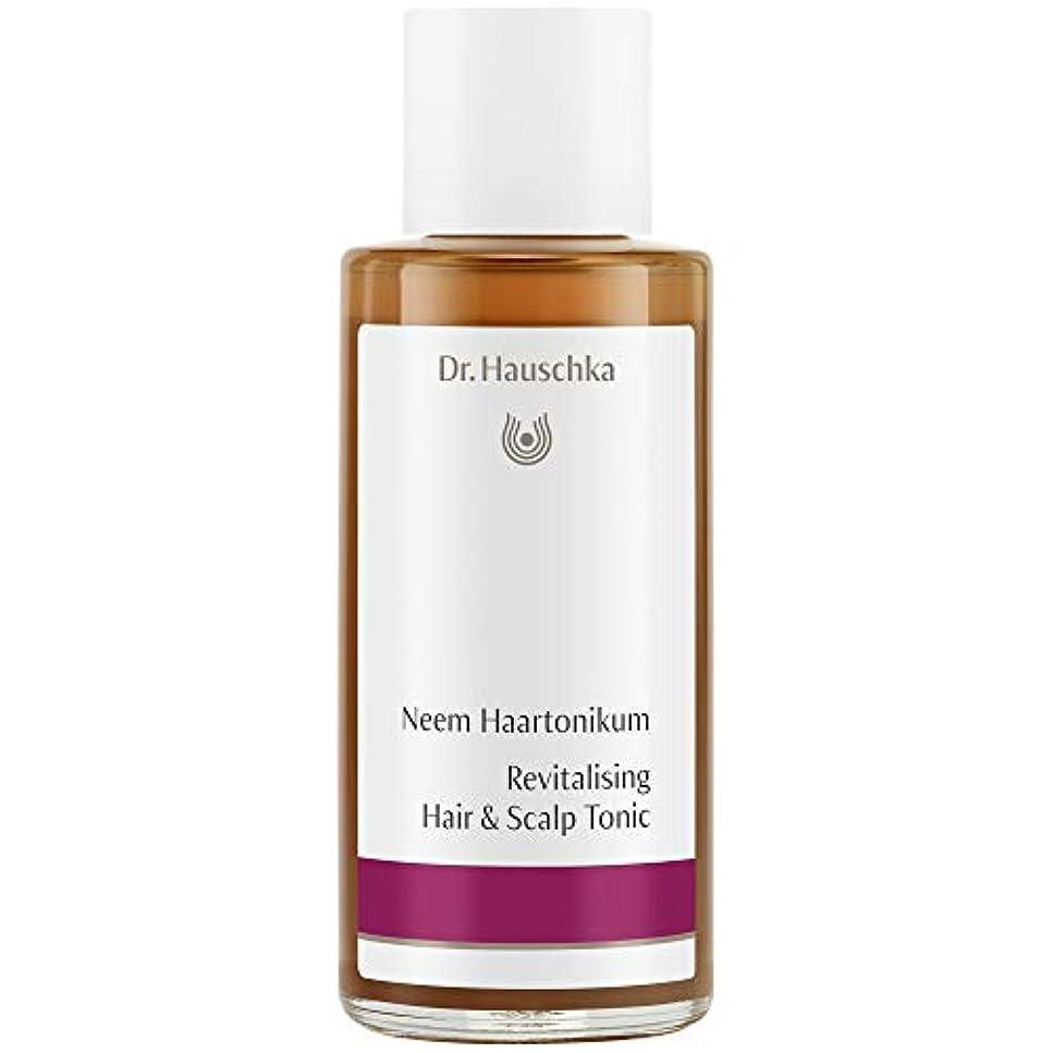 製作空気ボア[Dr Hauschka] Drハウシュカニームヘアローション100ミリリットル - Dr Hauschka Neem Hair Lotion 100ml [並行輸入品]