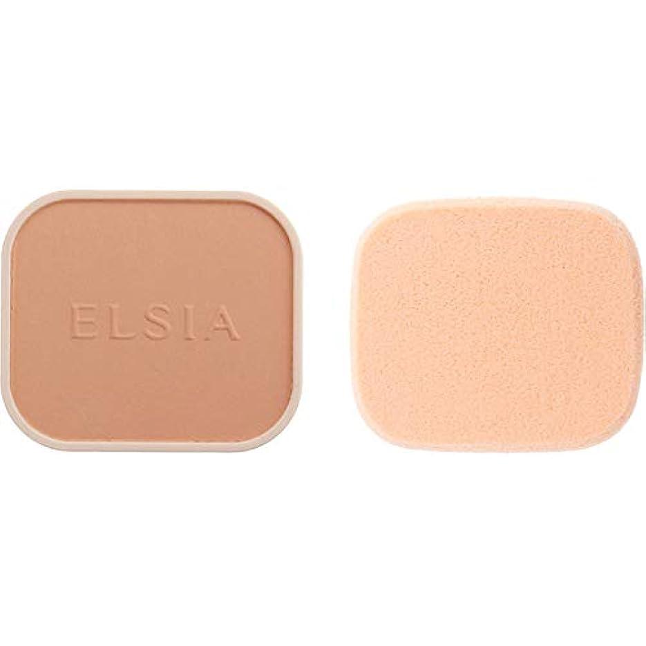 エルシア プラチナム 化粧のり良好 モイストファンデーション(レフィル) ピンクオークル 205 9.3g