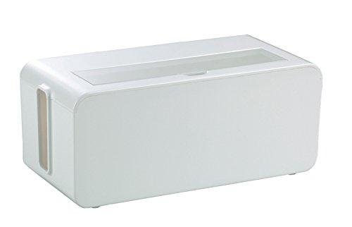 イノマタ化学 テーブルタップボックス ホワイト