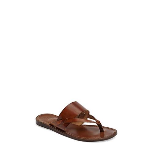 セイシェルズ シューズ サンダル Seychelles Mosaic Thong Sandal (Women) Brown Leat [並行輸入品]
