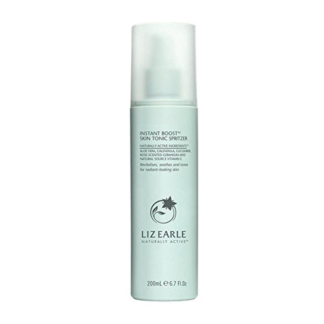 上向き男性フレッシュLiz Earle Instant Boost Skin Tonic Spritzer 200ml (Pack of 6) - リズアールインスタントブーストスキントニックスプリッツァーの200ミリリットル x6 [並行輸入品]
