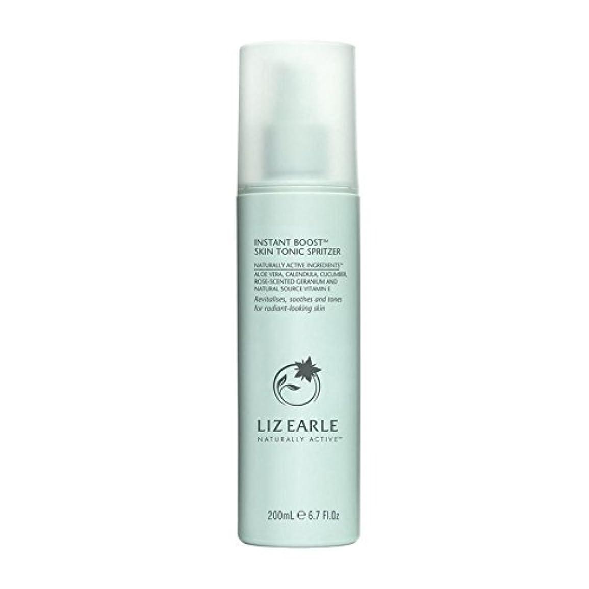 会うソーダ水モールス信号Liz Earle Instant Boost Skin Tonic Spritzer 200ml (Pack of 6) - リズアールインスタントブーストスキントニックスプリッツァーの200ミリリットル x6 [並行輸入品]
