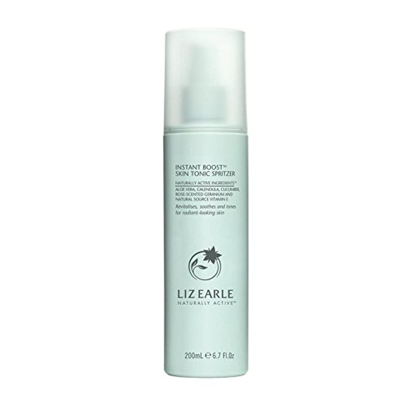 Liz Earle Instant Boost Skin Tonic Spritzer 200ml (Pack of 6) - リズアールインスタントブーストスキントニックスプリッツァーの200ミリリットル x6 [並行輸入品]