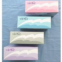 ●●●関西紙 シルクレイ ティッシュペーパー 150組 1ケース4色×50箱入り