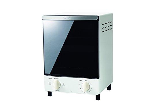 RoomClip商品情報 - AQUA タテ型トースター シンプルデザイン AQT-WT2(W) AQT-WT2(W)