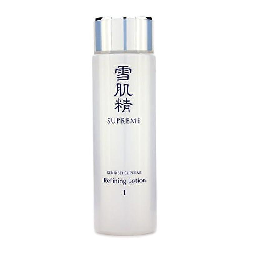 化学薬品反対する反対する雪肌精 シュープレム 化粧水 I 230ml