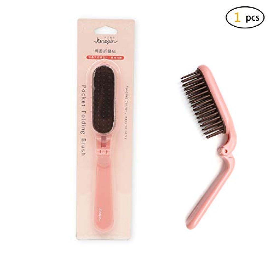 ホイール若さフレームワークDofash 1ピースナチュラルかすかな香り小麦わらの歯手作りの櫛18センチ/ 7インチ×3センチ/ 1.2インチ(LxW)、濡れたまたは太い髪のためのもつれ取りおよびグルーミング(ライトブルーA)
