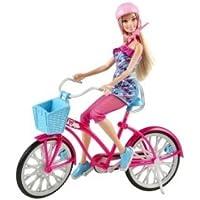 バービー Fab Life ドール Bike 131002fnp [並行輸入品]