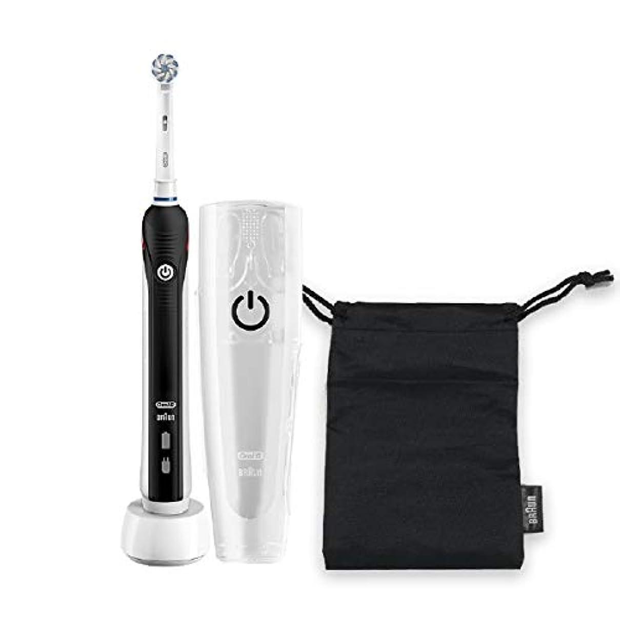 プレーヤー独立した資本ブラウン 電動歯ブラシ(ブラック)BRAUN Oral-B(オーラルB) PRO2000 D5015132XBKN