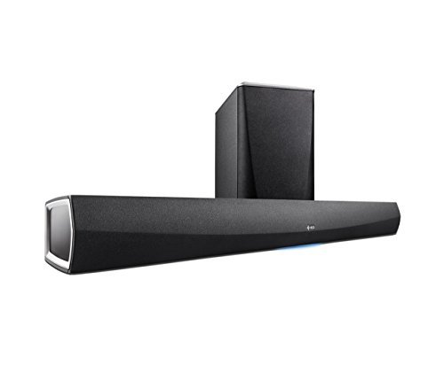 Denon HEOS HomeCinema Soundbar & Subwoofer [並行輸入品]