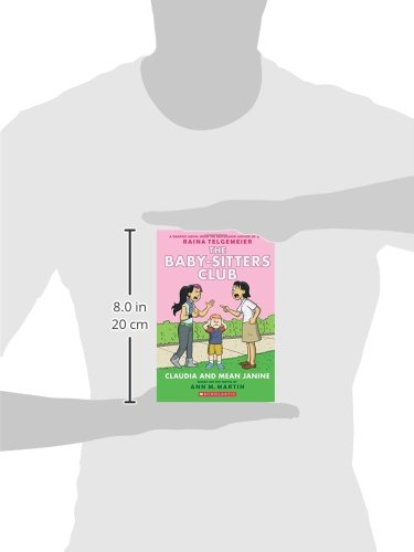 『The Baby-Sitters Club 4: Claudia and Mean Janine (Baby-Sitters Club Graphix)』の2枚目の画像