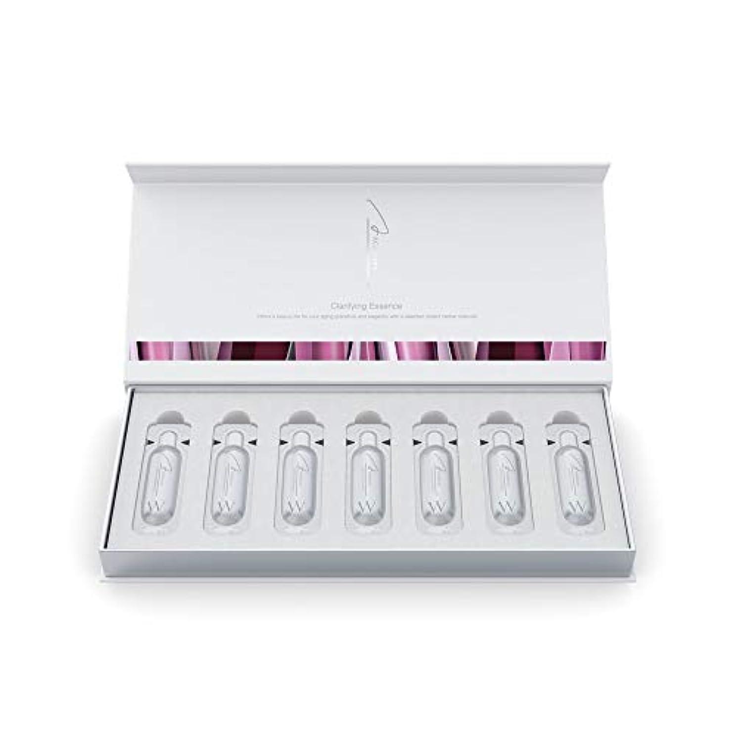 ローズ反動許可アクシージア (AXXZIA) エイジーセオリー クラリファイング エッセンス 28mL(1mL×28本)| 美容液 40代 50代 おススメ 化粧品 ハリ