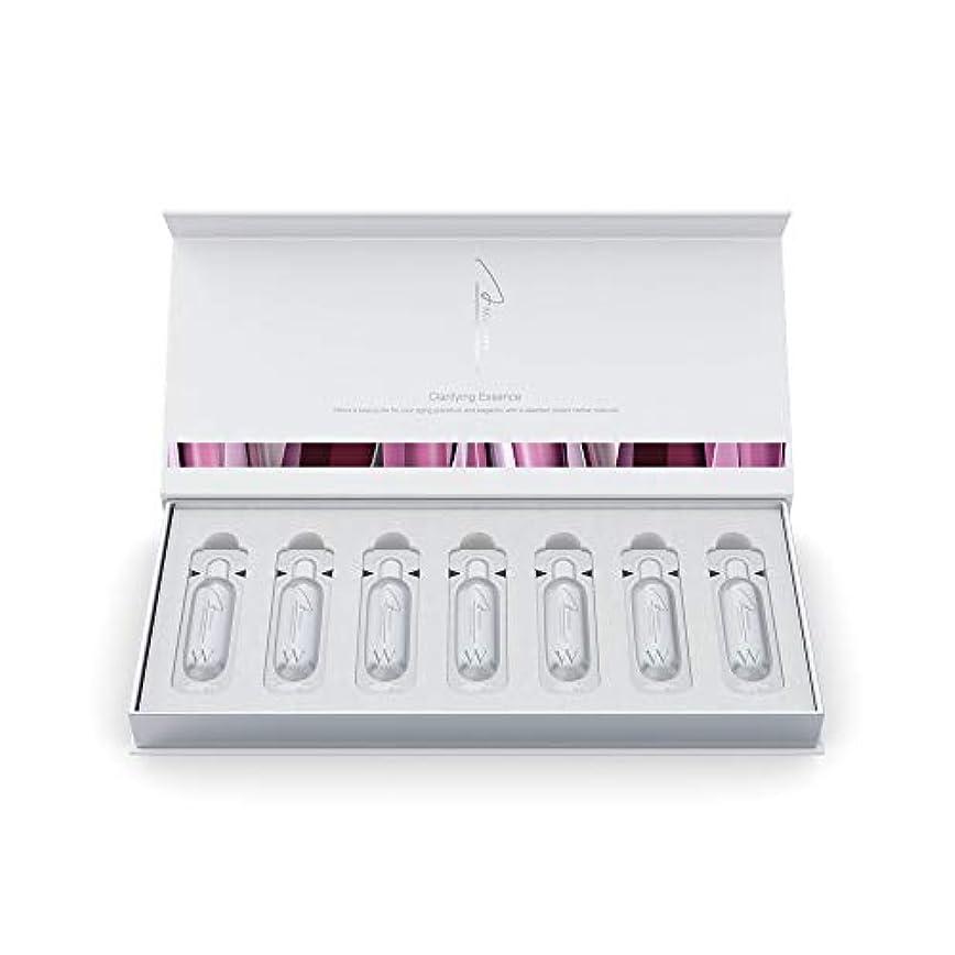 評決窓対応するアクシージア (AXXZIA) エイジーセオリー クラリファイング エッセンス 28mL(1mL×28本)  美容液 40代 50代 おススメ 化粧品 ハリ