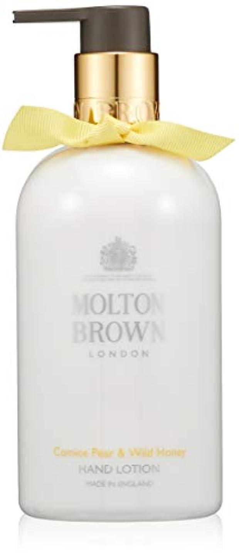 守るカウントアップ放棄MOLTON BROWN(モルトンブラウン) コミスペア&ワイルドハニー ハンドローション