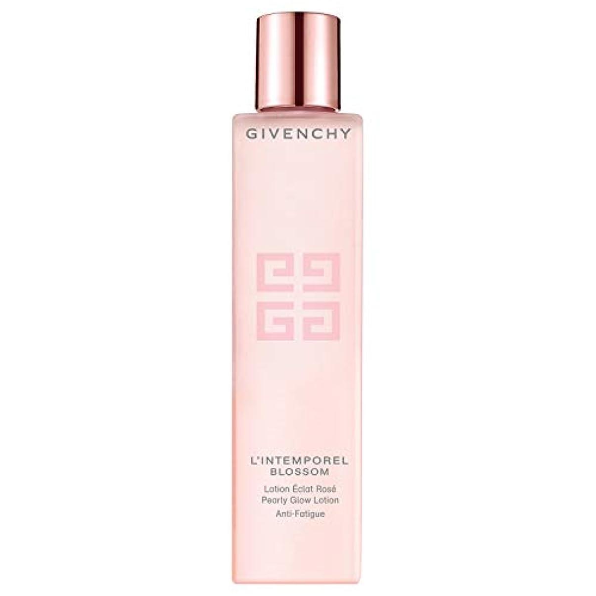 歩行者名目上の方言ジバンシィ L'Intemporel Blossom Pearly Glow Lotion 200ml/6.7oz並行輸入品