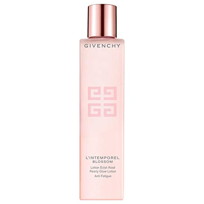 のスコアの間で必需品ジバンシィ L'Intemporel Blossom Pearly Glow Lotion 200ml/6.7oz並行輸入品