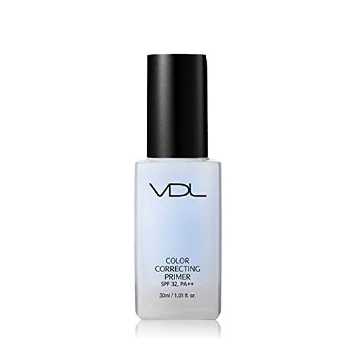個人的な感情寸法VDLカラーコレクティンプライマー30ml 3カラーメイクアップベース、VDL Color Correcting Primer 30ml 3-Colors Make-up Base [並行輸入品] (Serenity)