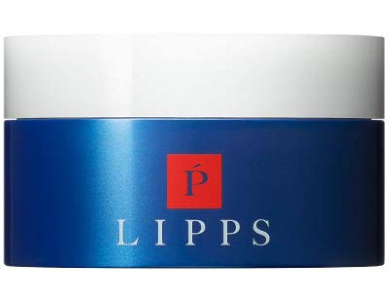 田舎者楽な適切に【ツヤ感×ウェットな束感】LIPPS L14グロスムーブワックス (85g)