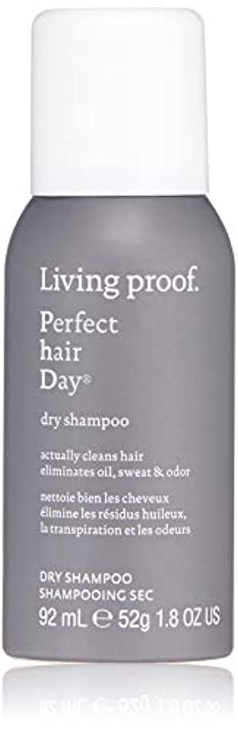 ユーモラス従者モニターLiving Proof Perfect Hair Day Dry Shampoo 1.8oz (92ml)