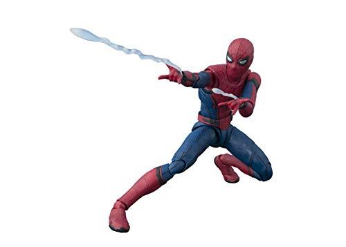 S.H.フィギュアーツ スパイダーマン (スパイダーマン:ファー・フロム・ホーム) 約150mm ABS&PVC製 塗装済み可動フィギュア
