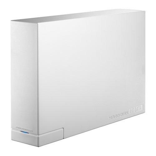 アイ オー データ機器 USB 3.0/2.0 外付型ハードディスク ホワイト 3TB HDCL-UT3.0W