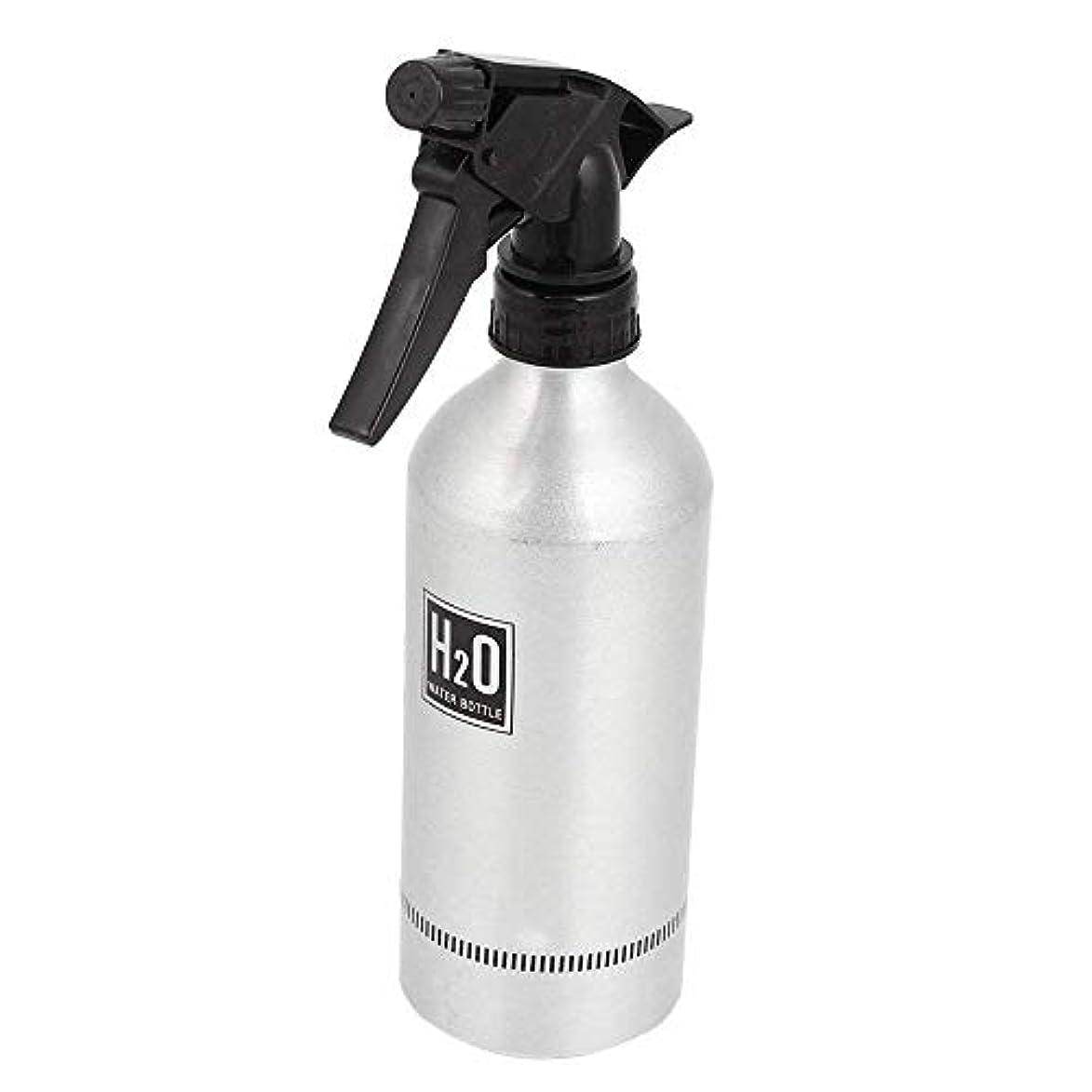 ホース修羅場読みやすいOnior アルミ スプレー缶 水髪器 スプレー スプレーボトル 美容ツール サロン 理髪師 美容師 清潔 クリーニング 500ミリリットル