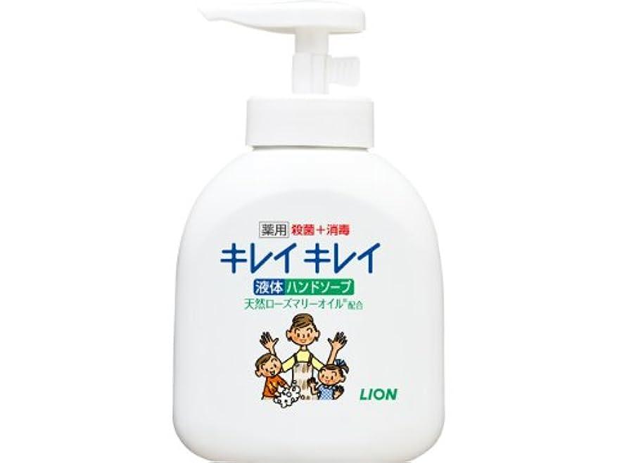 賞裁判所ポルノキレイキレイ 薬用 液体ハンドソープ 本体ポンプ 250ml (医薬部外品)