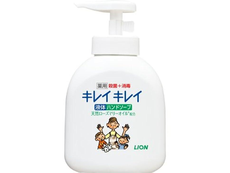 ベジタリアン肌寒いマキシムキレイキレイ 薬用 液体ハンドソープ 本体ポンプ 250ml (医薬部外品)