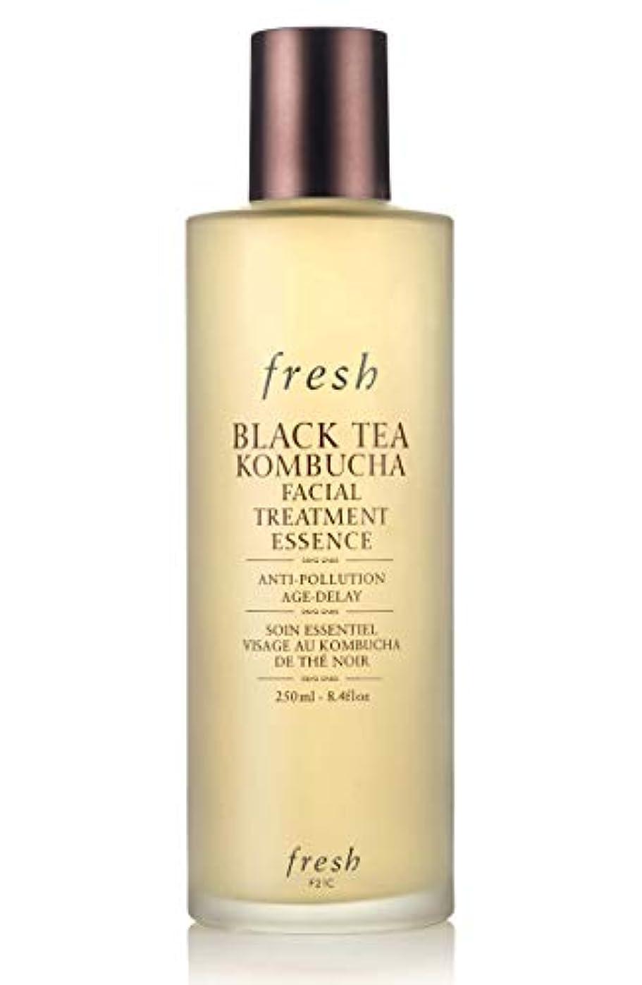聴覚障害者と組むストライドフレッシュ Black Tea Kombucha Facial Treatment Essence 250ml/8.4oz並行輸入品