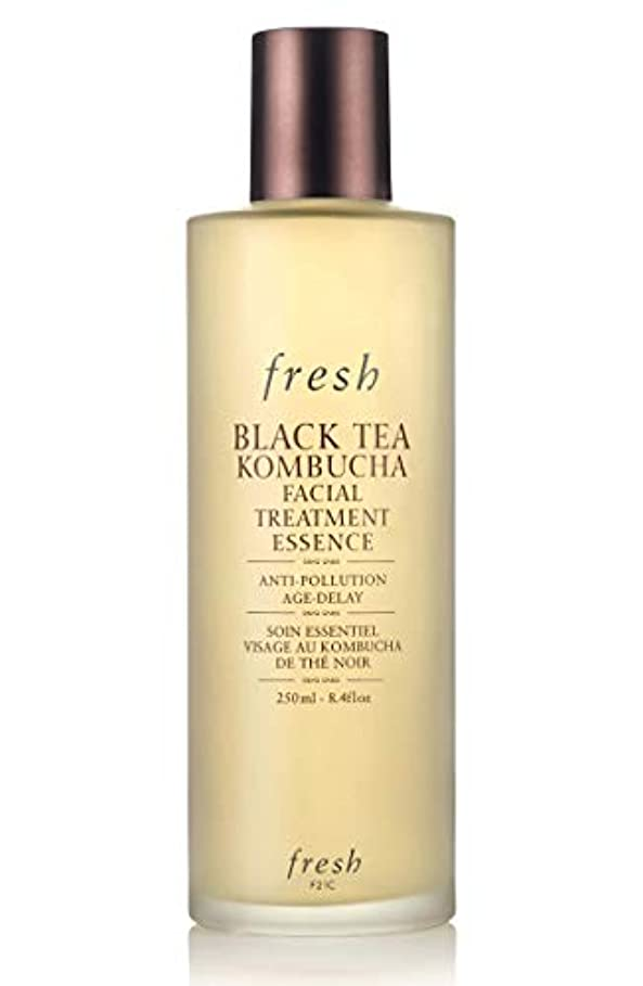 フレッシュ Black Tea Kombucha Facial Treatment Essence 250ml/8.4oz並行輸入品