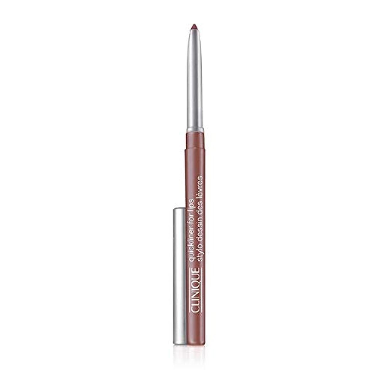 フィードオン混合サービスクリニーク Quickliner For Lips - 50 Figgy 0.3g/0.01oz並行輸入品