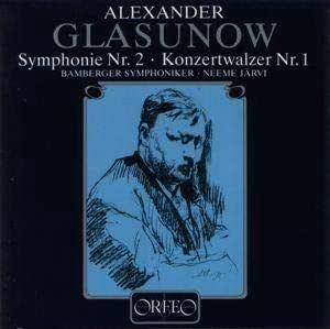 Symphony No. 2 / Concert Waltz No. 1