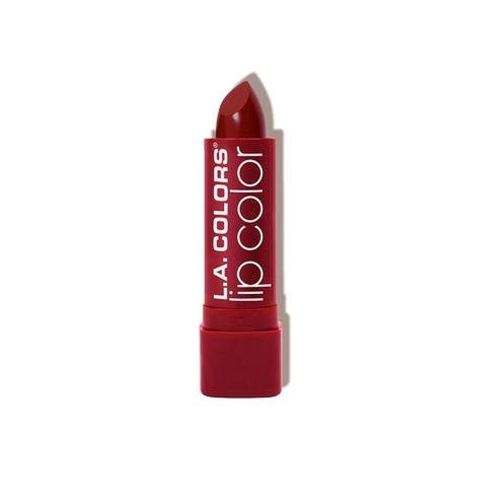 教科書魔女うんL.A. COLORS Moisture Rich Lip Color - Luscious Wine (並行輸入品)