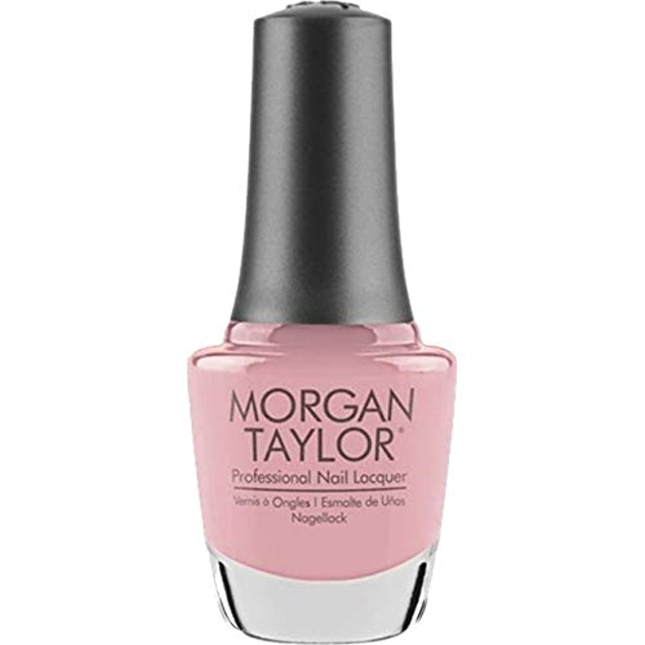 信じる船員バウンスMorgan Taylor Nail Lacquer - Strike A Poise - 15 ml / 0.5 oz
