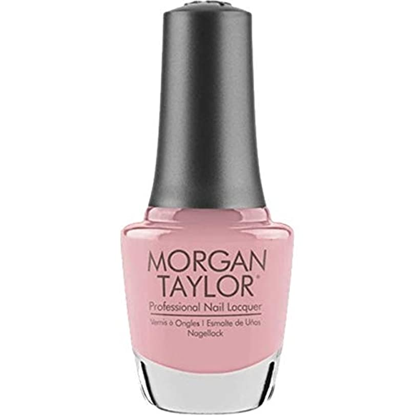 オレンジ中庭石膏Morgan Taylor Nail Lacquer - Strike A Poise - 15 ml / 0.5 oz