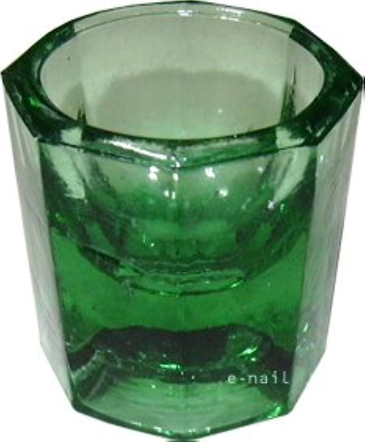 アレイベール商品スモールグラス ダッペンディッシュ グリーン