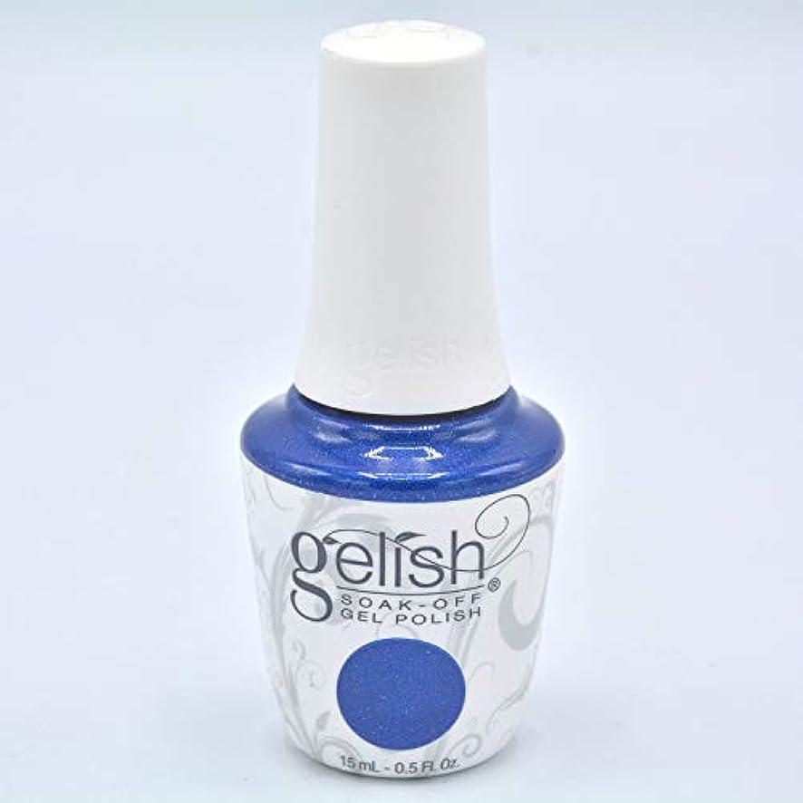 スクラッチ大使館月面Harmony Gelish - Wiggle Fingers Wiggle Thumbs That's The Way The Magic Comes - 0.5oz / 15ml