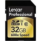 レキサーメディア プロフェッショナル 600倍速シリーズ SDHC UHS-1カード 32GB Class10 LSD32GCTBJP600