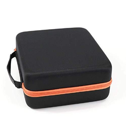 NiceCool 42エッセンシャルオイルキャリングケース、15ml用エッセンシャルオイル保護ケースエッセンシャルオイル収納オーガナイザーボックス (オレンジ)