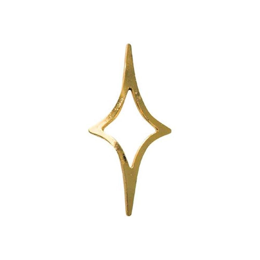 目指すレトルト派生するリトルプリティー ネイルアートパーツ キラキラ2 3S ゴールド 20個