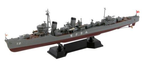 ピットロード 1/700 日本海軍 特型駆逐艦 叢雲/ 新第二次世界大戦 日本海軍艦船装備セット 7 付