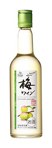 梅ワイン 180ml