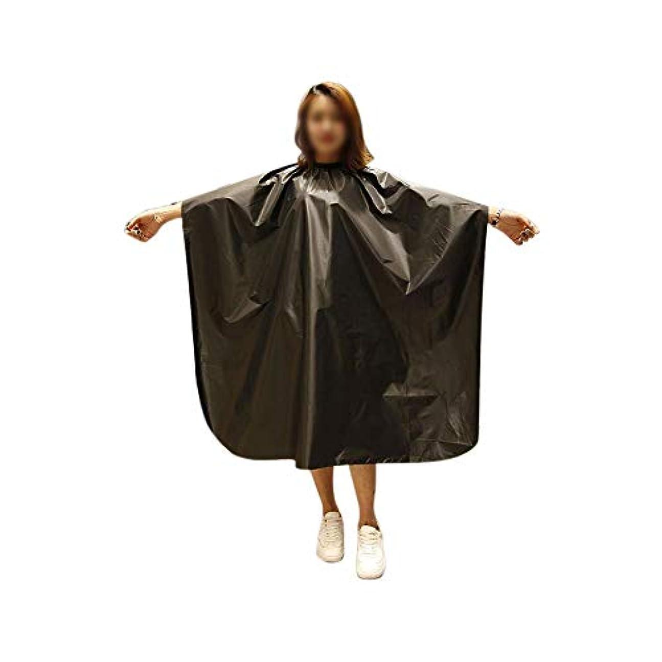 警察署アーネストシャクルトン帝国Lucy Day 防水サロン理容散髪ケープガウン美容院エプロンケープ