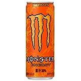 アサヒ飲料 MONSTER KHAOS (モンスター カオス) 355ml缶×24本入