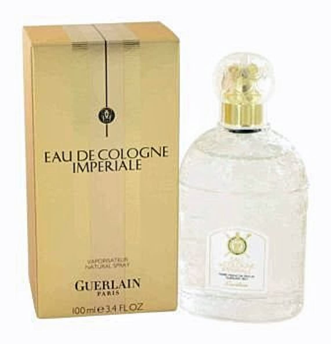 かもしれない押し下げる責めEau de Cologne Imperiale Guerlain Spray 100 ml [並行輸入品]