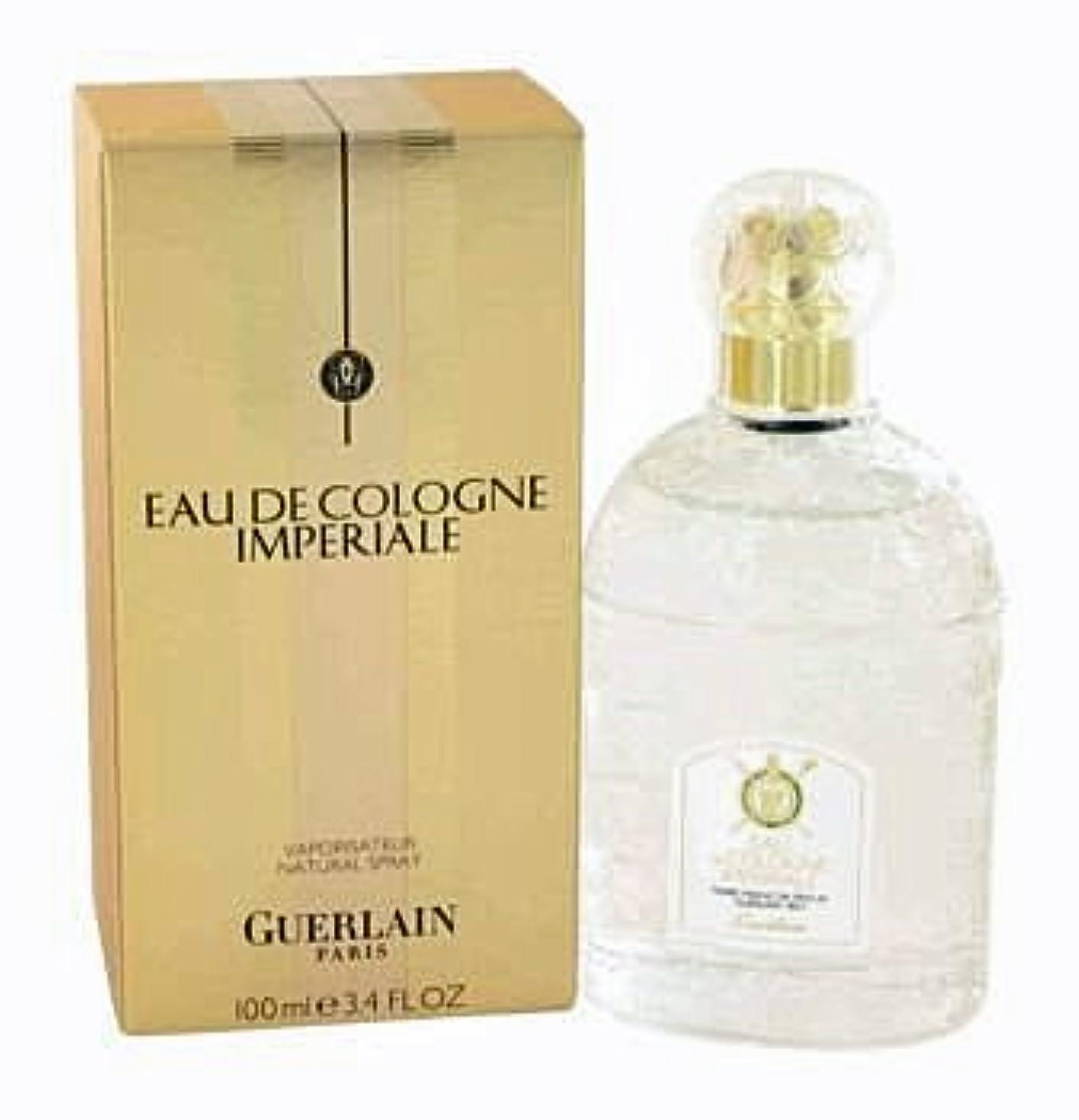 ヒールつぶやき風刺Eau de Cologne Imperiale Guerlain Spray 100 ml [並行輸入品]