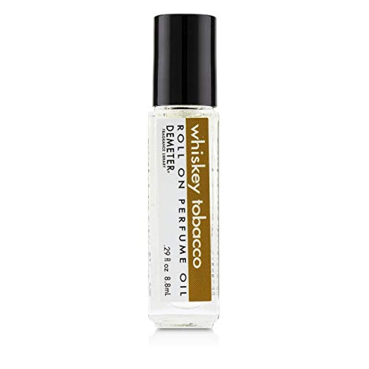 走るむしゃむしゃ北米ディメーター Whiskey Tobacco Roll On Perfume Oil 8.8ml/0.29oz並行輸入品