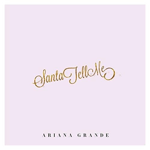 アリアナ・グランデ【Santa Tell Me】歌詞を和訳して解説!サンタさんに何をお願いする?の画像