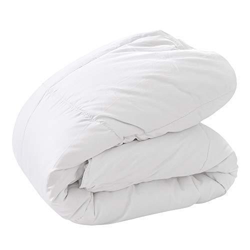 掛け布団 洗える シングル 掛けふとん 側生地綿100% 抗菌防臭加工 一年間を通じて使える ほこりが出にくい アレルギー対策 収納袋付き ふっくら暖かい